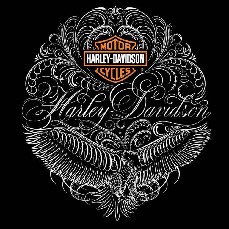 Harley-Davidson Apparel by Bobby Haiqalsyah