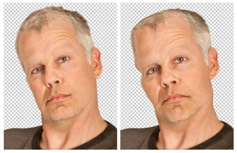 Use Liquify to Distort the Face