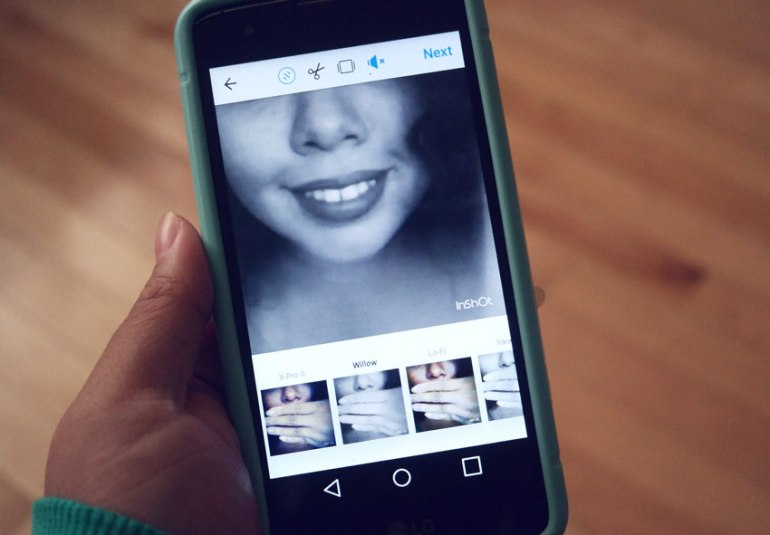 Apply Filters to Your Instagram Stories