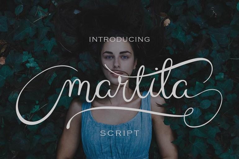 Martila Font