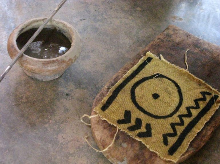 Bambara Mud Cloth