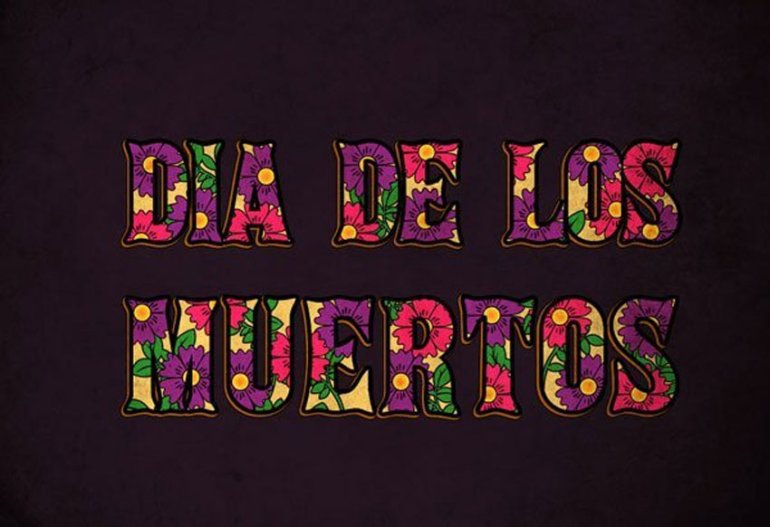 Create a Day of the Dead Inspired Text Effect in Adobe Photoshop