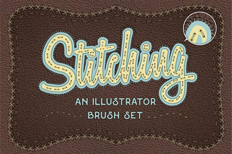 Illustrator Stitch Brushes
