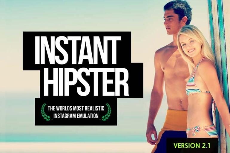 Instant Hipster  27 Instagram Filters