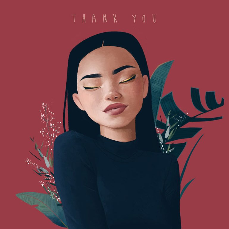 Thank You by Janice Sung