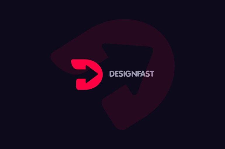 Design Fast Letter D Logo