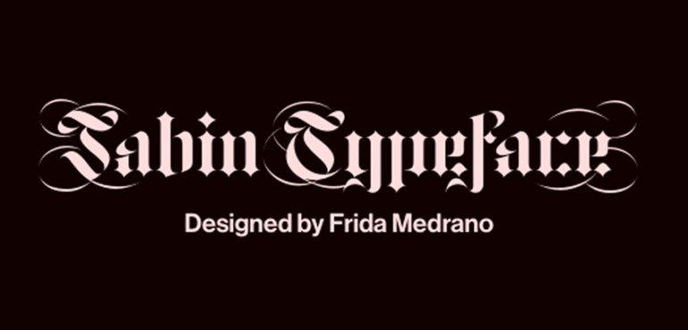 Jabin Free Font