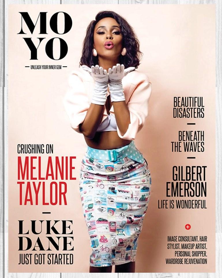 Magazine Template