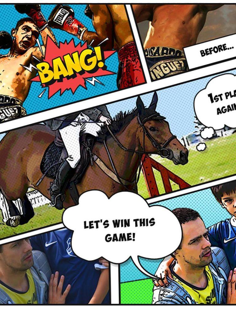 Comics Book Photoshop Creator