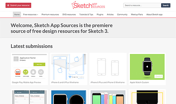 Sketchapp Sources