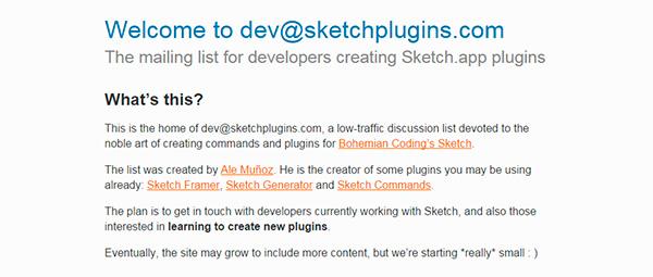 Sketchplugins