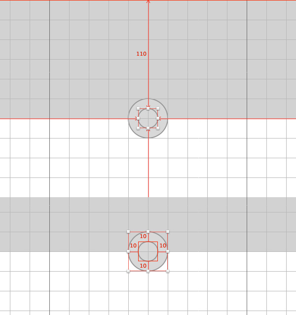 Measurements and distances in Sketch