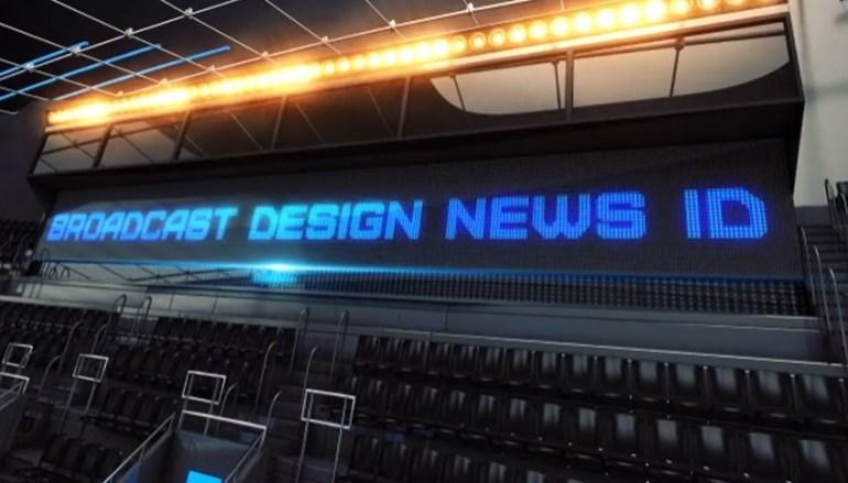Broadcast Design Sport ID