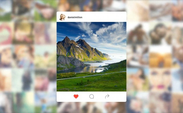 Slideshow Instagram