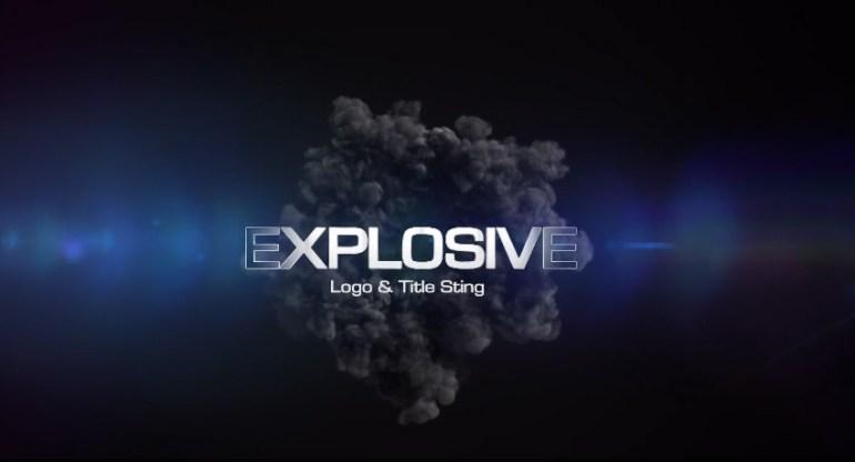 Quick Explosion Sting