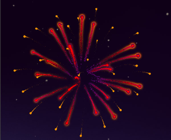 Firework 1 Sparks Edit