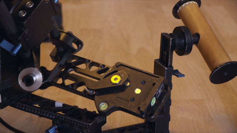 A quick release plate is incredibly useful on a gimbal