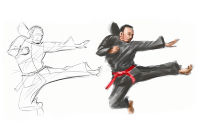Take Our New Course on Dynamic Gesture Drawing