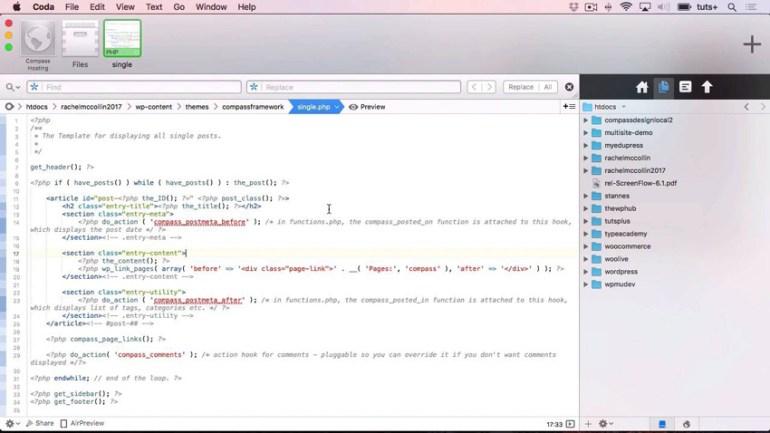 Learn PHP for WordPress screenshot