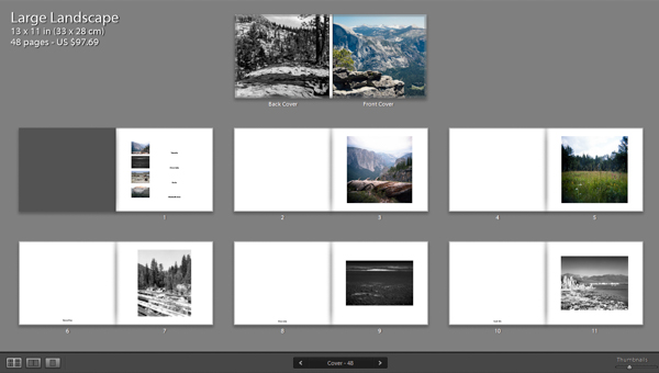How To Create An On Demand Photo Book In Adobe Lightroom