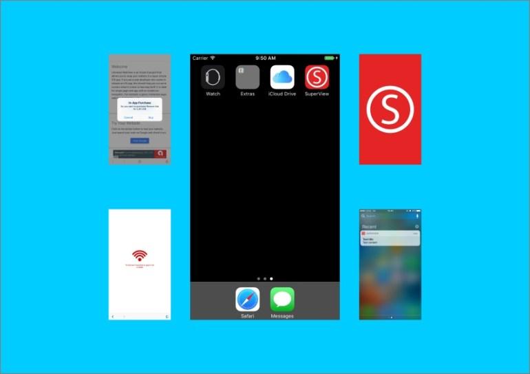 SuperView - WebView App