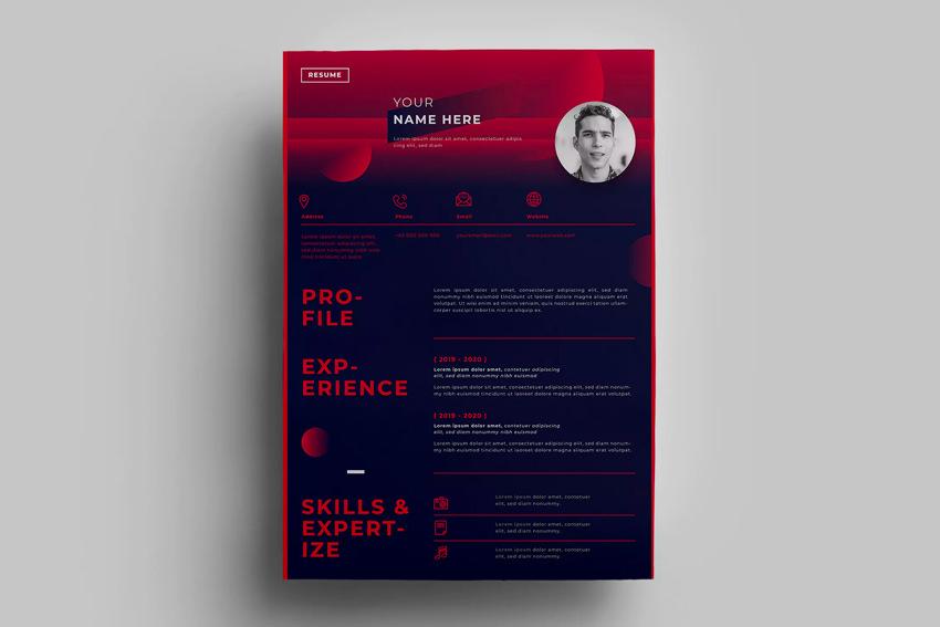 Graphic Designer Resume Examples 2019
