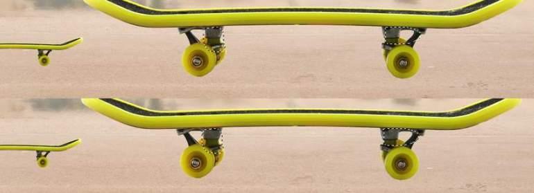 skateboards reducing light 2