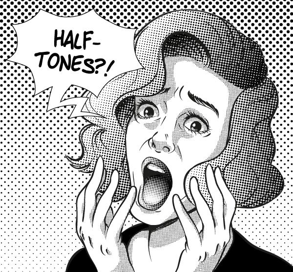 How to Create Halftone Effects in Adobe Illustrator