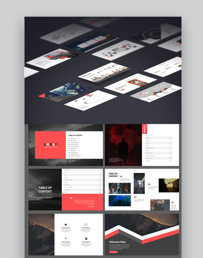 Cool business powerpoint templates leoncapers cool business powerpoint templates toneelgroepblik Image collections