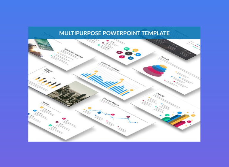 18 Cool Powerpoint Templates To Make Presentations In 2018 Www 101