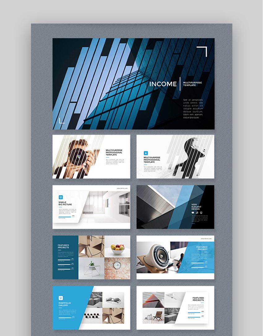 Free Template Ppt Keren : template, keren, PowerPoint, Templates, (Amazing, Slides, Presentations, 2020)