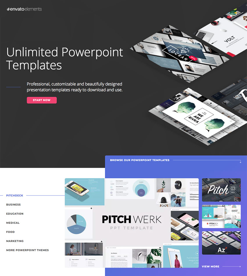 the best powerpoint templates