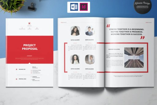 MS Word Proposal Template