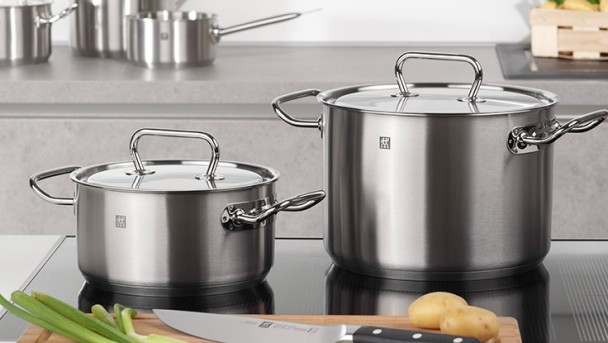 TWIN Classic  Stainless Steel Cookware by ZWILLING TWIN