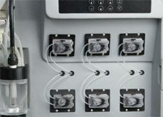 Custom Panel-mount Pumps Integated System