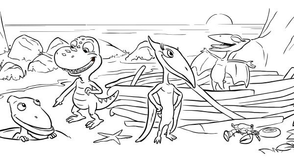 pbs coloring pages # 49