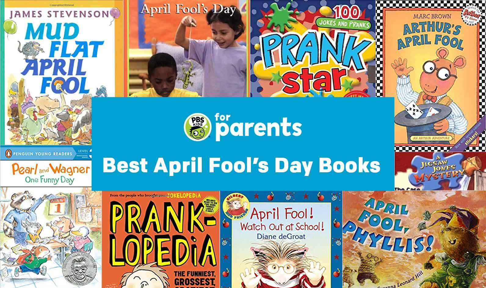 hight resolution of Best April Fool's Day Books For Little…   PBS KIDS for Parents