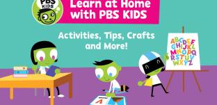 Imágen de la plataforma PBS KIDS
