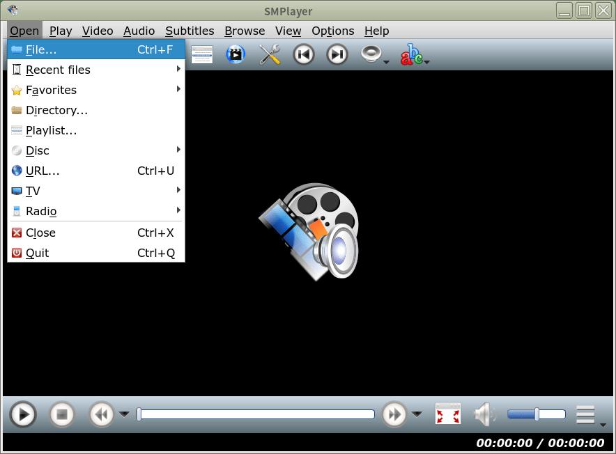 Linux SMPlayer 內建解碼器的影音播放器 - 可丁丹尼 @ 一路往前走2.0