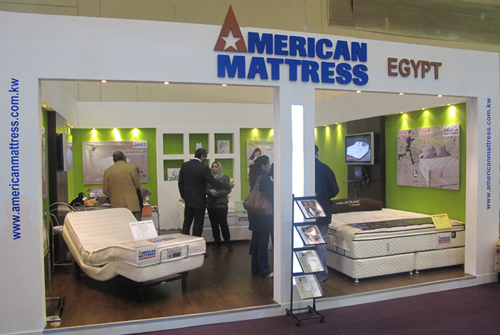 The Company Also Announced That It Has Already Signed For American Mattress Qatar Where First Will Open Shortly
