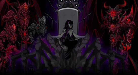 Resultado de imagem para queen of monsters aqw