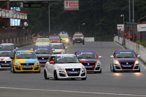 Swift Cup: Nieuw tijdschema Superstars@Zolder | Autosport.nl