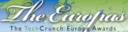 TechCrunch Awards: The Europas