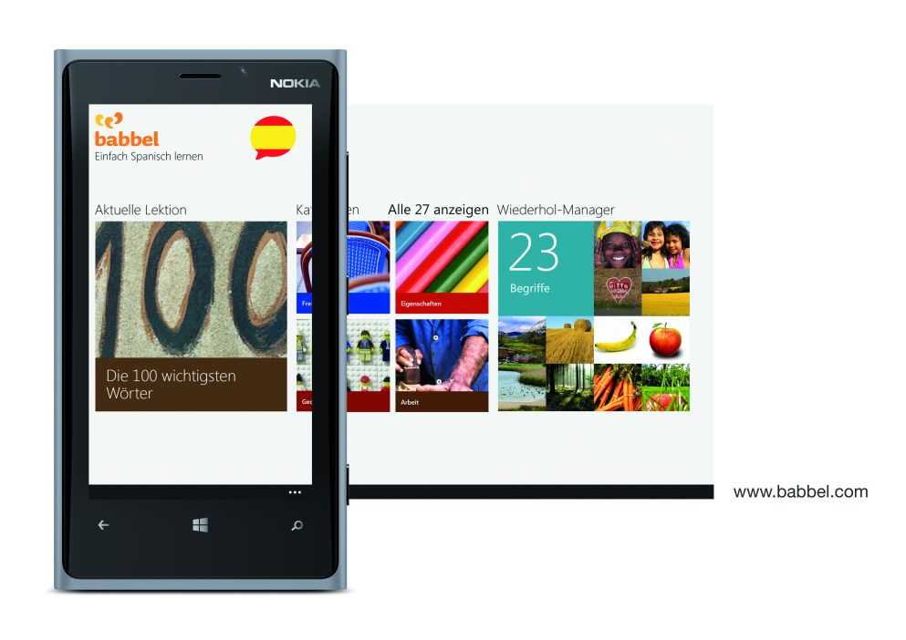 Neue Apps für Windows Phone 8