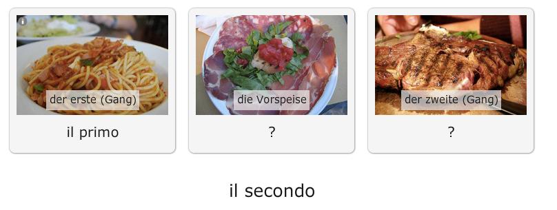 Kulinarische Kurse rund um die italienische Küche!