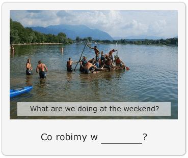City, country, river, mountain, sea… Poland.