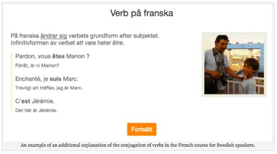 Swedish localization