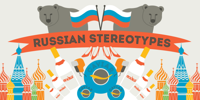 russian stereotypes