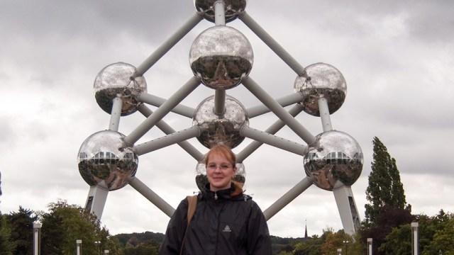 Daniela en Bruselas