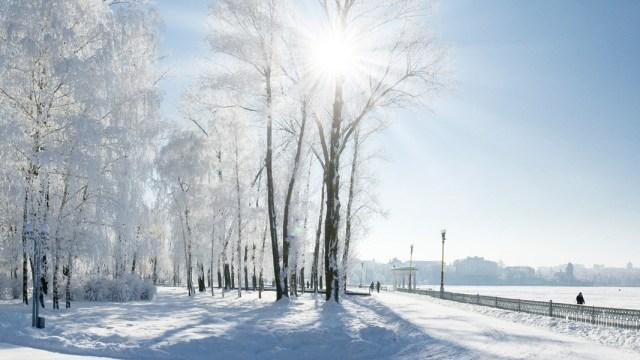 Winterbräuche in Schweden und Russland